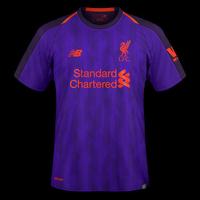 Liverpool 2018/19 - Away