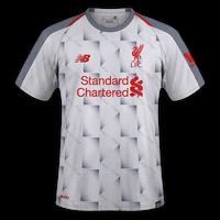 Liverpool 2018/19 - Third