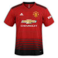 Manchester United 2018/19 - Home