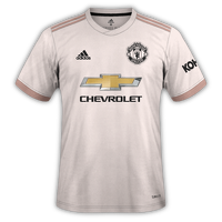 Manchester United 2018/19 - Away