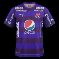 Medellín 2017/18 - Third