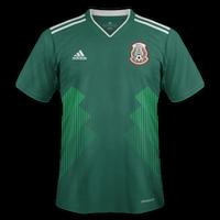 Mexico 2018 - Home