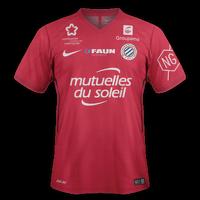 Montpellier HSC 2018/19 - Third