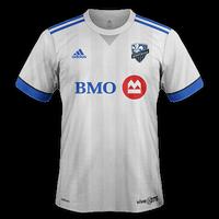 Montreal Impact 2018 - Away
