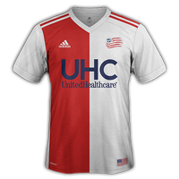 New England 2018 - Away