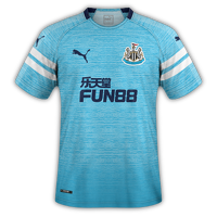 Newcastle 2018/19 - Third