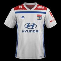 Olympique Lyon 2018/19 - Home