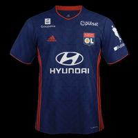 Olympique Lyon 2018/19 - Away