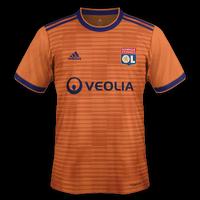 Olympique Lyon 2018/19 - Third