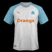 Olympique Marseille 2018/19 - Domicile