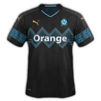 Olympique Marseille 2018/19 - Away