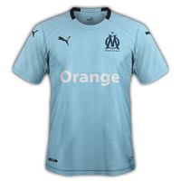 Olympique Marseille 2018/19 - Third