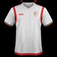 Oman 2018 - Away