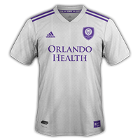 Orlando City 2018 - Visitante