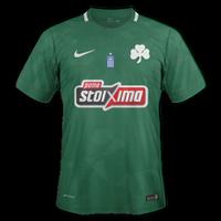 Panathinaikos 2018/19 - Domicile