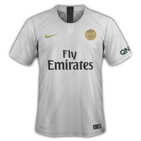 Paris Saint-Germain 2018/19 - Away