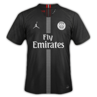 Paris Saint-Germain 2018/19 - Third