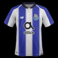 Porto 2018/19 - Domicile