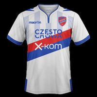 Raków 2018/19 - Away