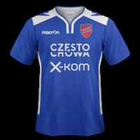 Raków 2018/19 - Third