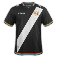 Rayo Vallecano 2017/18 - Third