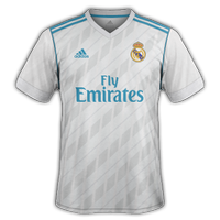 Real Madrid 2017/18 - Home
