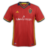 Real Salt Lake 2017 - Home