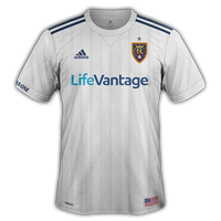 Real Salt Lake 2018 - Visitante