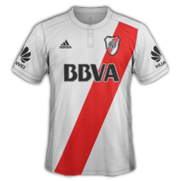 River Plate 2017/18 - Local