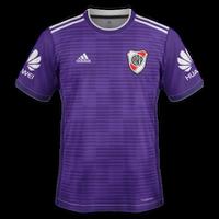 River Plate 2018 - Extérieur