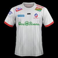 San Carlos 2017 - Away