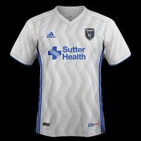San Jose 2018 - Away