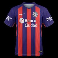 San Lorenzo 2018/19 - Domicile