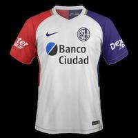 San Lorenzo 2018/19 - Extérieur