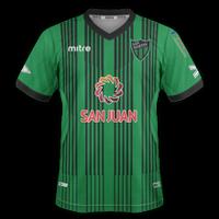 San Martín (SJ) 2018/19 - Home