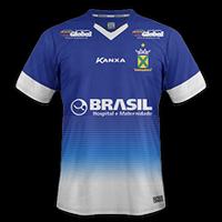 Santo André 2017 - Away