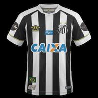 Santos 2018 - Away