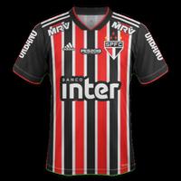 São Paulo 2018 - Away