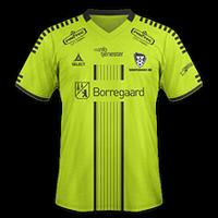 Sarpsborg 2018 - Away