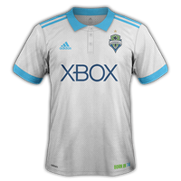 Seattle 2018 - Away