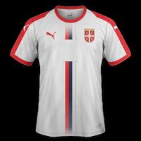 Serbia 2018 - Visitante