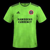 Sheff Utd 2018/19 - Away