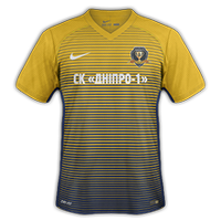 SK Dnipro-1 2018/19 - Away