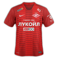 Spartak Moscow 2018/19 - Home