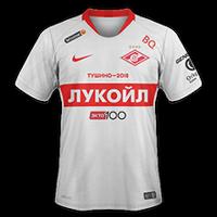 Spartak Moscow 2018/19 - Away