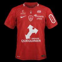 Stade Brest 29 2018/19 - Domicile