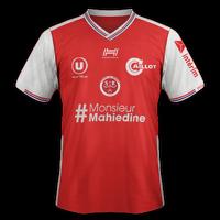 Stade de Reims 2018/19 - Domicile