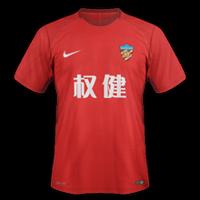 Tianjin Quanjian 2018 - Home