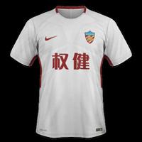Tianjin Quanjian 2018 - Away