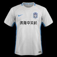 Tianjin Teda 2018 - Home